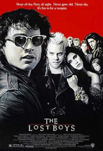"Too cool for school. Modern vampires in ""The Lost Boys"""