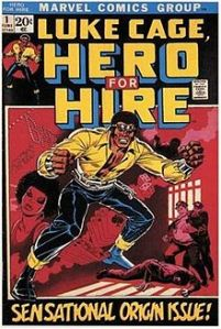 Marvel enters the 1970s with Heroes for Hire.