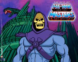 Skeletor - the villain everyone loves to hate... almost.