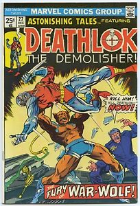 Deathlok - a most literate cyborg!