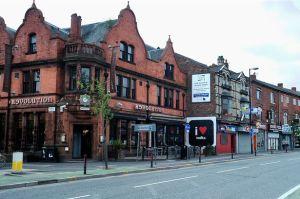 Studentville, Manchester.