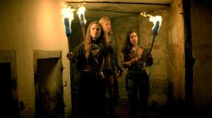 The Shannara Chronicles airs on MTV and 5Star