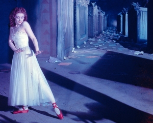 A gorgeous technicolor moment in The Red Shoes.