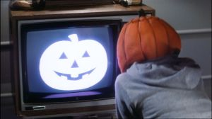 Jesus, this is creepy. That pumpkin mask from Halloween III!